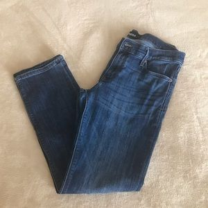 Express Mid Rise Petite Skinny Jeans - Size 10P